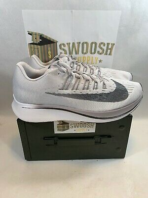 85edff49e74e Nike Zoom Fly Vast Grey Anthracite Running Shoes 880848-002 Men s Size 15