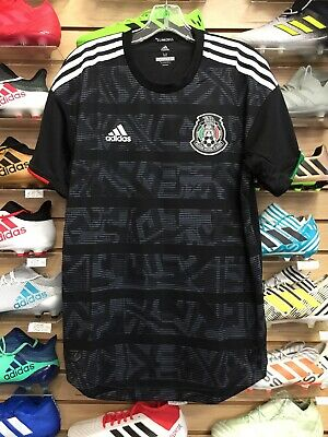 6eee3f74a Adidas Mexico Black Jersey 2019 Authentic Player Version Size Medium Only