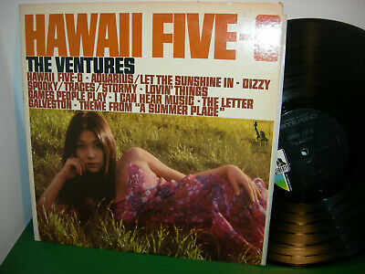 hawaii five o in stereo by the ventures