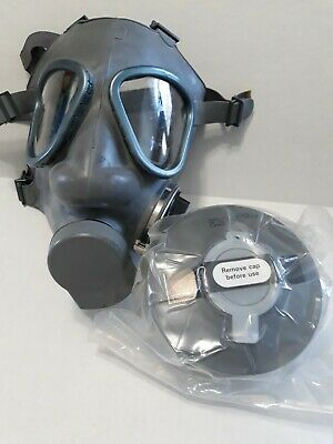 NATO Gas Mask Kit NOS Finnish M61 with Filter Nokia ~FREE FAST SHIPPING~