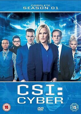 CSI: Cyber - Season 1 (DVD) - Region 2 UK - used very good