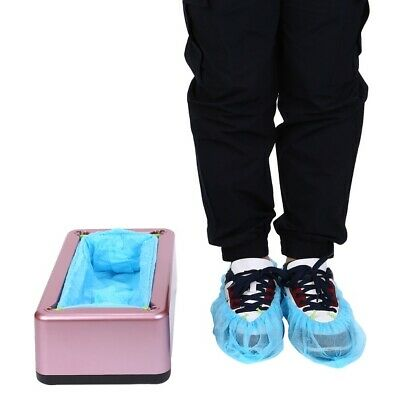 Automatic Shoes//Boot Cover Dispenser Home Floor Guard Auto Shoes Cover Machine