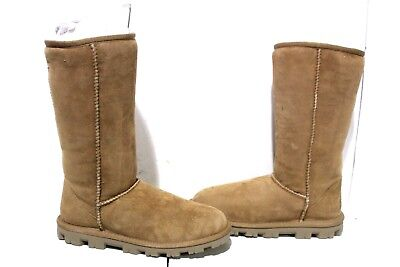 336f1afbb94 UGG AUSTRALIA WOMEN'S Essential Tall Boots Chocolate Brown Size 5 6 ...