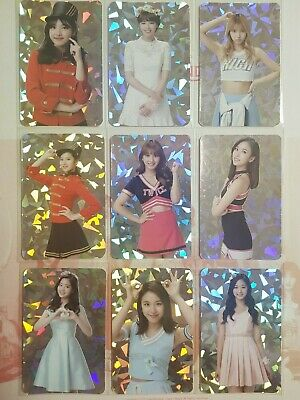 TWICE TWICELAND ENCORE concert special photocard