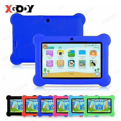 "XGODY 7"" Zoll Kinder Android 8.1 Oreo Tablet PC 8G Quad-Core IPS WLAN Bluetooth"