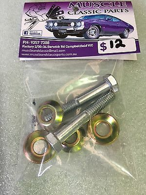Driving Light Washers & Bolts Suit Ford Xy Xa Xb Xc Gt Gs Falcon Coupe Sedan