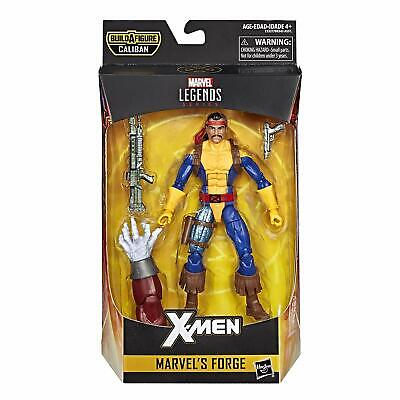 IN STOCK! Marvel Legends X-men 6-inch FORGE Action Figure BAF Caliban By Hasbro