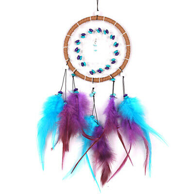 Large Boho Dream Catcher Dreamcatcher Wall Hanging Decor Craft Gift Ornament new