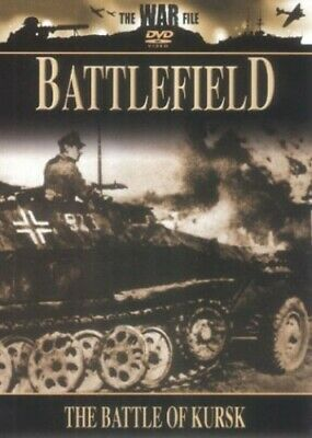 Battlefield - The Battle Of Kursk [2001] [DVD] -  CD HQVG The Fast Free Shipping