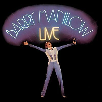 Manilow, Barry - Barry Manilow Live [Legacy] - Manilow, Barry CD POVG The Fast