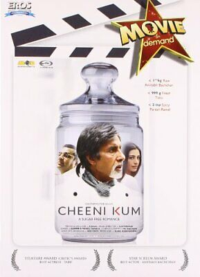 Cheeni Kum [DVD] -  CD OEVG The Fast Free Shipping