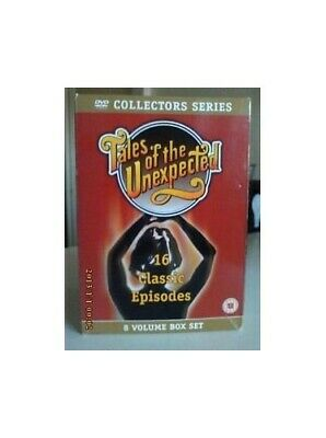 Tales of the Unexpected 8 DVD Box Set Anglia TV -  CD 30VG The Fast Free