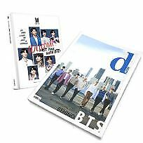 [PRE-ORDER] BTS HISTORY BOOK X DICON Behind Magazine Package 4 Languages Version