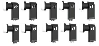 10 X Twin LNB Inverto Negro Premium Selected 0,2 Db HDTV