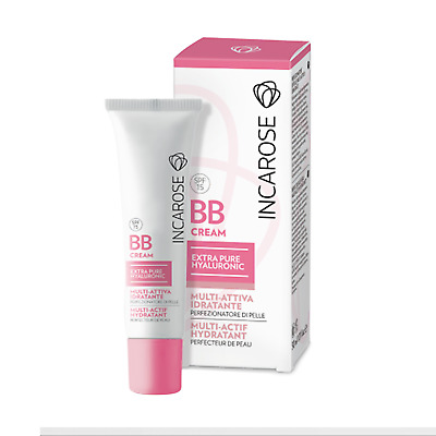 Incarose BB Cream Medium SPF 15 30 ml