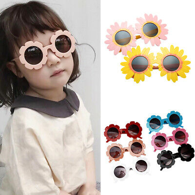 Baby Kids Unisex Children Frame Sunglasses UV400 Toddler Boys Outdoor Glasses