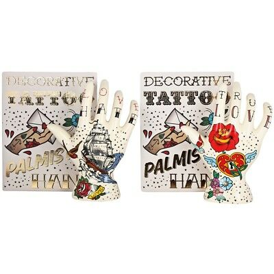 Mr And Mrs Tattoo Palm Palmistry Fortune Telling Hands Boho Gypsy Wedding Gift