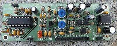 CW-ADD Universal CW Adapter for SSB Transceivers KIT (All parts & PCB NO BUILT)