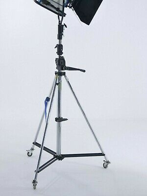 Light stand for HMI light 30KG weight Crank UP