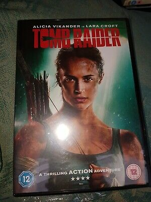 Tomb Raider DVD - New and Sealed Fast and Free Delivery