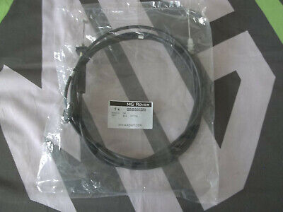 MGTF MG TF Accelerator Cable OEM SBB000280 Right Hand Drive mgmanialtd.com