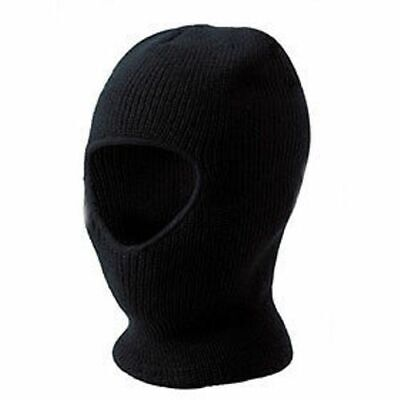 Winter Men Women Warm Beanie Cap Wool Knit Snow Hat Scarf Balaclava Ski Mask