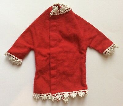 Sindy doll 1966 Cosy Nights 12S64 Dressing Gown vintage dolls clothes