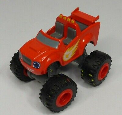 Blaze and the Monster Machines Fire Truck Toy Fire Engine Die-Cast Model