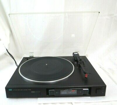 Vintage Sansui P-D21 Direct Drive Turntable