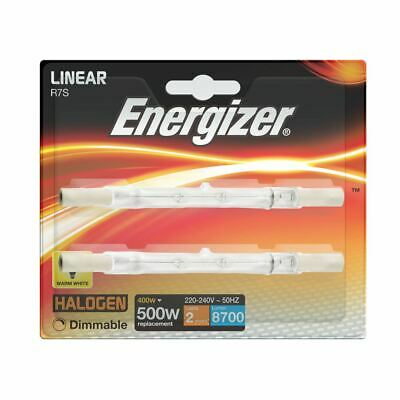 ENERGIZER 240W=300W 118MM DIMMABLE ECO HALOGEN LINEAR 240V