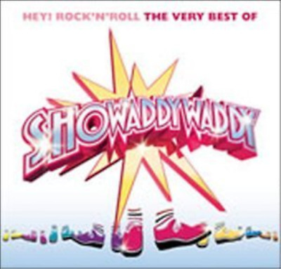 Showaddywaddy / Hey! Rock `N` Roll / The Very Best Of Showaddywaddy CD NEW