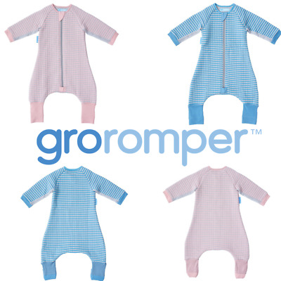 Grobag Gro Romper Baby Toddler Sleepsuit Sleeping Bag With Arms Feet & Legs Cosy