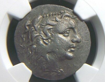 Greek Silver Tetradrachm from city of Odessus in Thrace, 125-70 BC NGC VF 1003