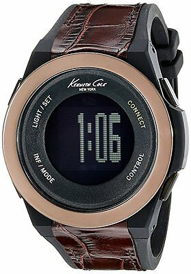 Kenneth Cole Digital Connect Bluetooth Men's Watch