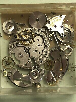 jäeger lecoultre P800 Lot Of Parts Used And Nos