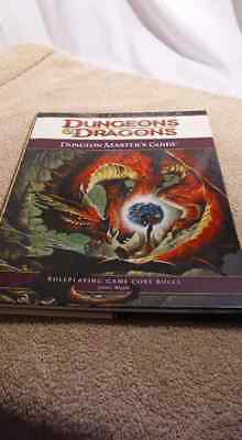 Dungeons & Dragons Dungeon's Master Guide 2008 4ed D20 NEW