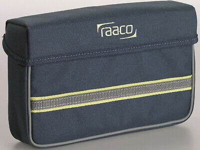 NEW! Raaco ¼ Open Pouch 6in wide Clip-on tool /& accessory pouch