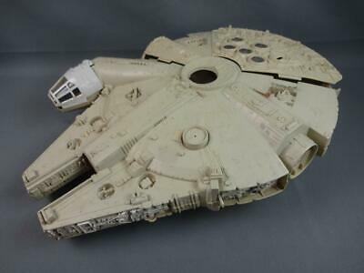 VINTAGE STAR WARS Vehicle Millenium Falcon Incomplete Main Hull & Ship Parts