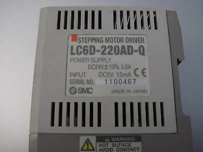 SMC LC6D-220AD-Q Stepping Motor Driver
