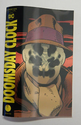 DOOMSDAY CLOCK #1 (OF 12) LENTICULAR VARIANT High Grade NICE!!