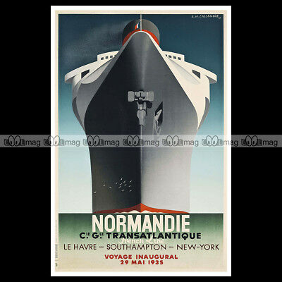 #phpb.000337 Photo NORMANDIE 1935 GENERALE TRANSATLANTIQUE PAQUEBOT Reprint