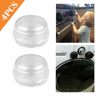 Universal Oven /& Stove Knob Covers Clear View Child Baby Kitchen Safety 1Pcs