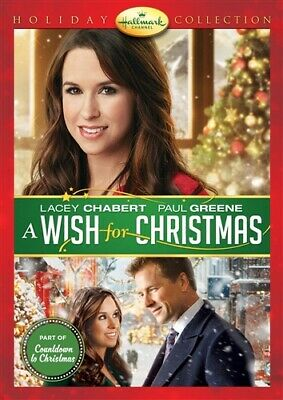 A WISH FOR CHRISTMAS New Sealed DVD Hallmark Channel Holiday Collection