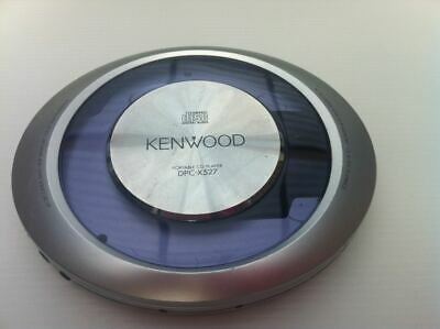 Portable CD - Kenwood - Tested / Working