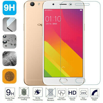 Premium Explosion Proof Gorilla Tempered Glass Screen Protector Case For Oppo Ph