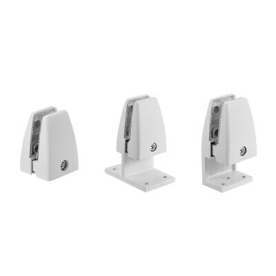 Partition Bracket - Office Desk Partition Clip Clamp Holder Screen Support