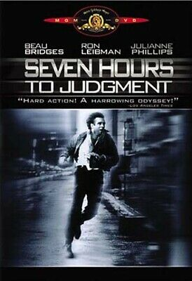 Seven Hours To Judgment Nuevo DVD