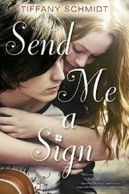 Send Me a Sign by Tiffany Schmidt Paperback NEW Book