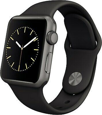 Apple Smartwatches Apple Watch(38mm)MJ2X2FD/A B-Ware ohne Band
