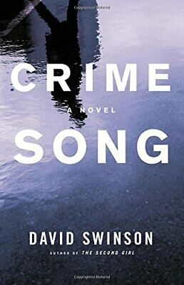 Crime Song (Frank Marr) by Swinson, David Book The Cheap Fast Free Post